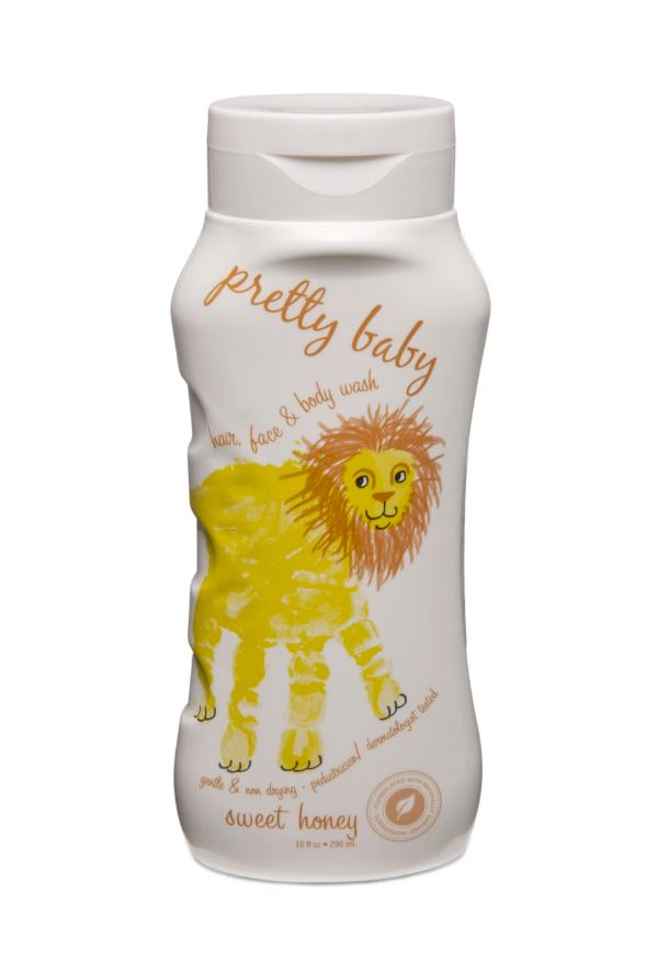 10OZ PRETTY BABY BODY WASH - LION