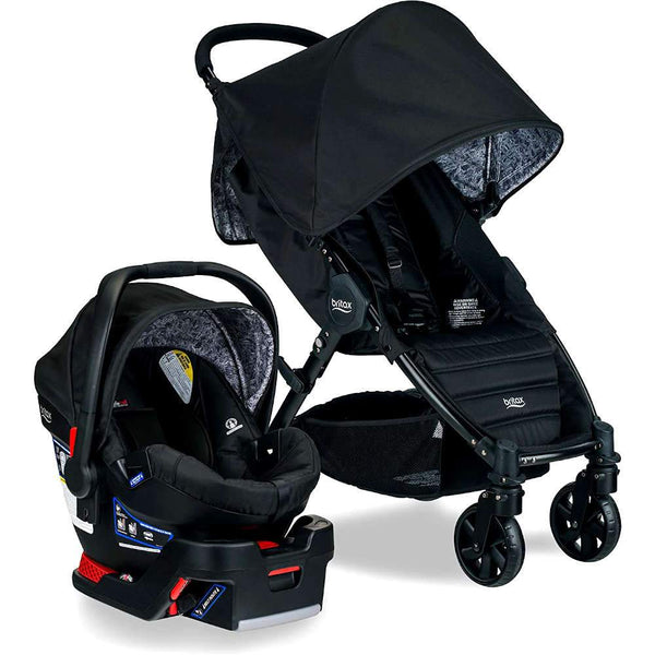BRITAX PATHWAY & B-SAFE 35 ULTRA TRAVEL SYSTEM