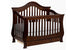 MILLION DOLLAR BABY CLASSIC ASHBURY 4-IN-1 CONVERTIBLE CRIB W/ TODDLER CONVERSION KIT