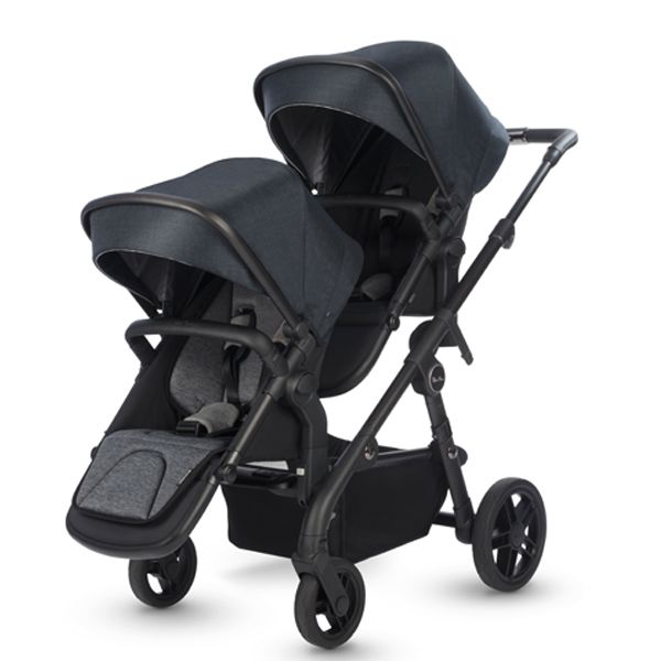 SILVER CROSS COAST STROLLER DOUBLE