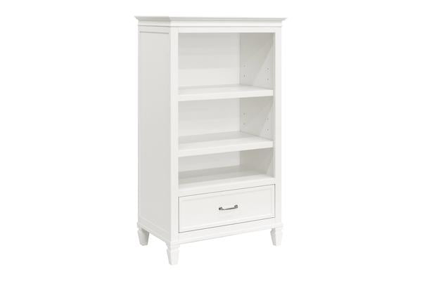 MILLION DOLLAR BABY CLASSIC DARLINGTON BOOKCASE WARM WHITE