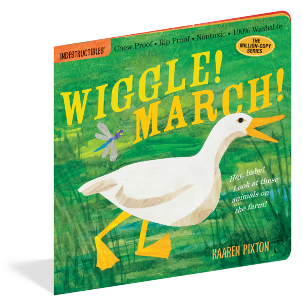 INDESTRUCTIBLES WIGGLE MARCH
