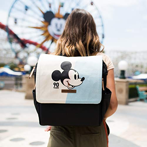 BOXY BACKPACK IN MICKEY'S 90TH COLOR PLANES