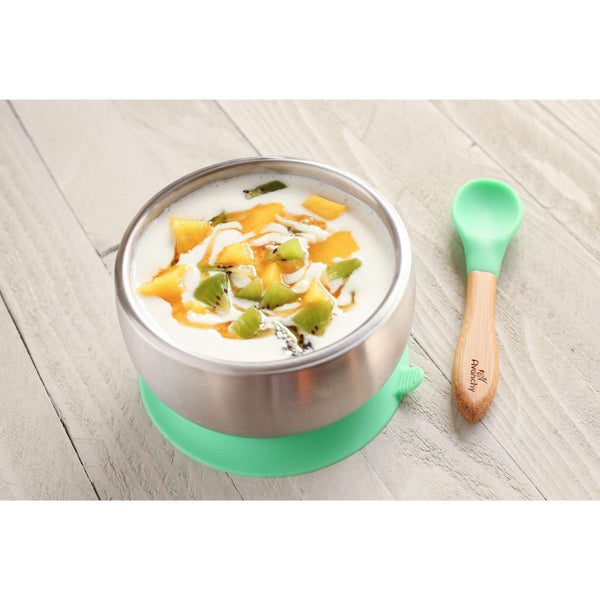 AVANCHY STAINLESS STEEL SUCTION BOWL GREEN