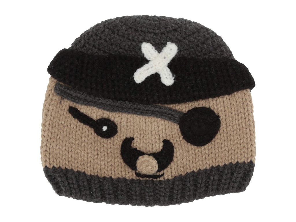 TODDLER PIRATE BEANIE