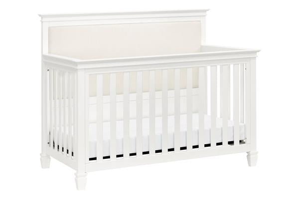 MILLION DOLLAR BABY CLASSIC DARLINGTON 4-IN-1 CONVERTIBLE CRIB WARM WHITE