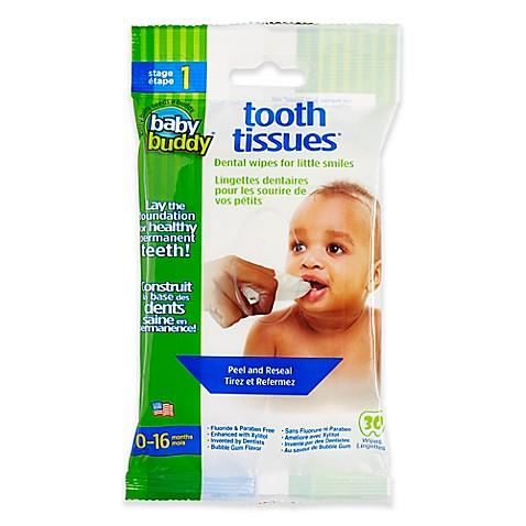 TOOTH TISSUES 30CT