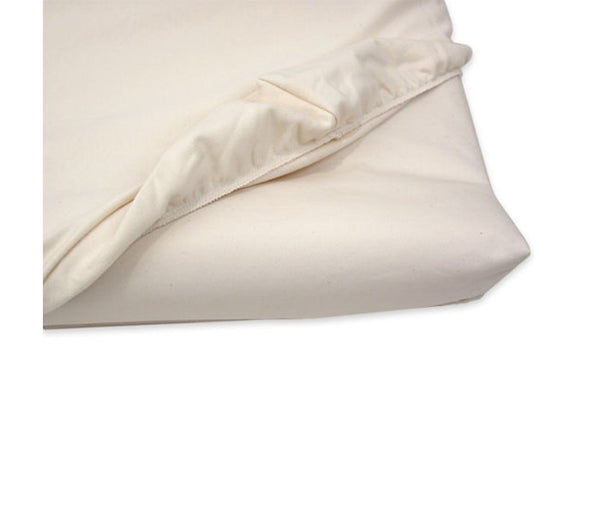 NATUREPEDIC ORGANIC COTTON CHANGING PAD COVER 4-SIDED