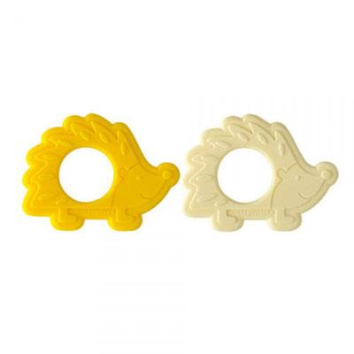 SILICONE TEETHER HEDGEHOG