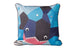 NURSERY WORKS OCEANOGRAPHY CUBIST PRINT TODDLER PILLOW