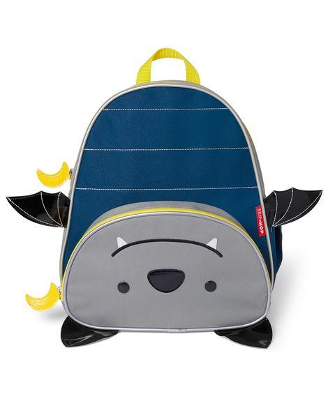 SKIP HOP ZOO LITTLE KID BACKPACK - BAILEY BAT
