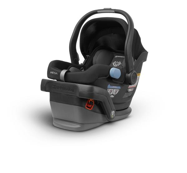 UPPABABY MESA CAR SEAT JAKE (BLACK)
