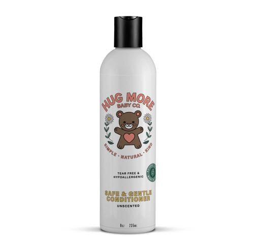 HUG MORE SAFE AND GENTLE CONDITIONER 8OZ