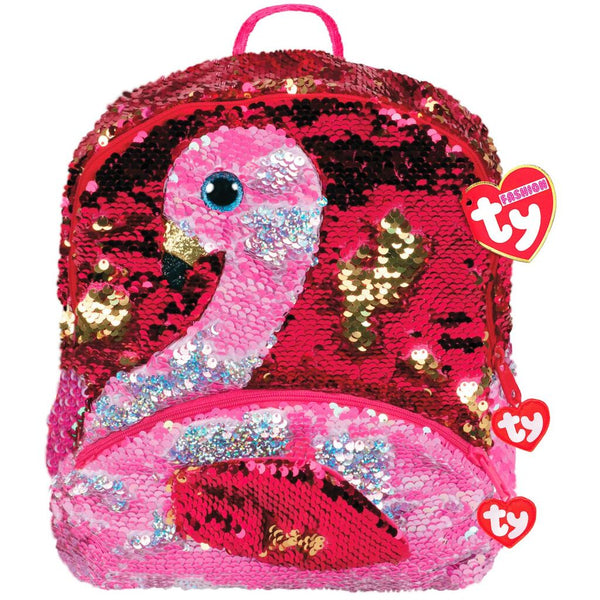 TY FLIPPABLES BACKPACK GILDA