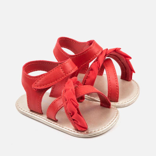 MAYORAL SANDALS - TOMATO