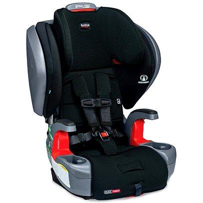 BRITAX GROW WITH YOU HARNESS-TO-BOOSTER SEAT WITH CLICKTIGHT + SAFEWASH