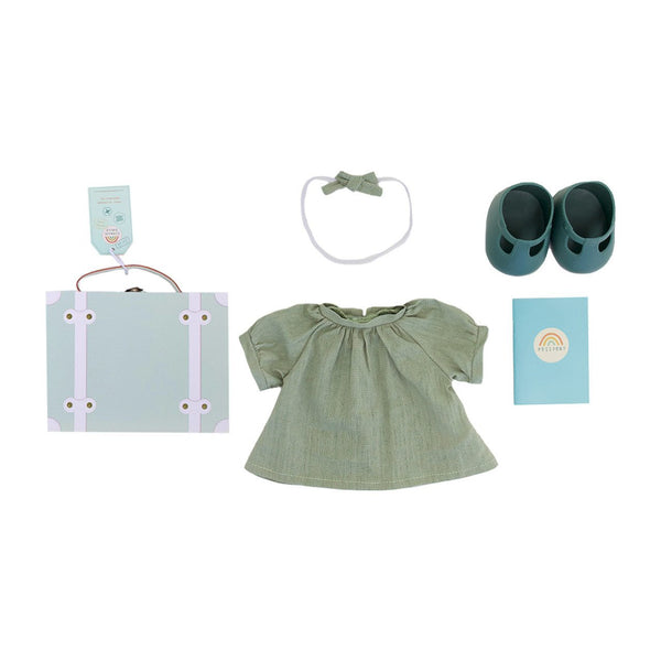 OLLI ELLA DINKUM DOLL TRAVEL TOGS MINT