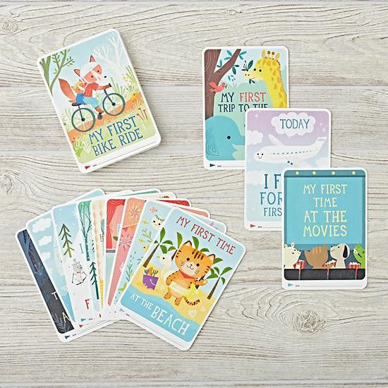 MILESTONE BABY CARDS- THE ORIGINAL ACTIVITY CARDS