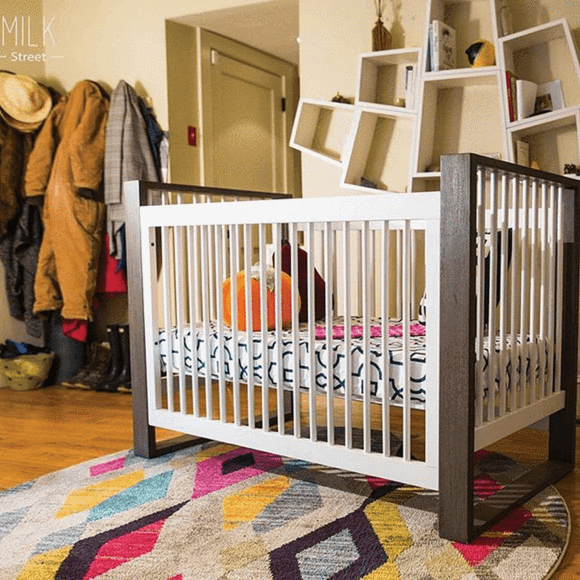 MILK STREET BABY TRUE CONVERTIBLE CRIB