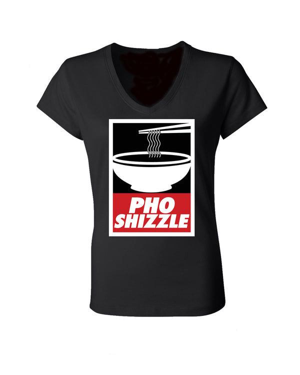 BAD PICKLE TEES -  PHO SHIZZLE WOMEN'S TEE SHIRT