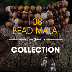 108 Bead Mala Collection