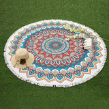 Bohemian Microfiber Beach Throw