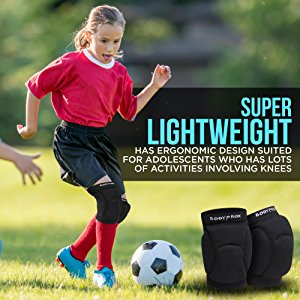 Knee Pads for Junior Youth