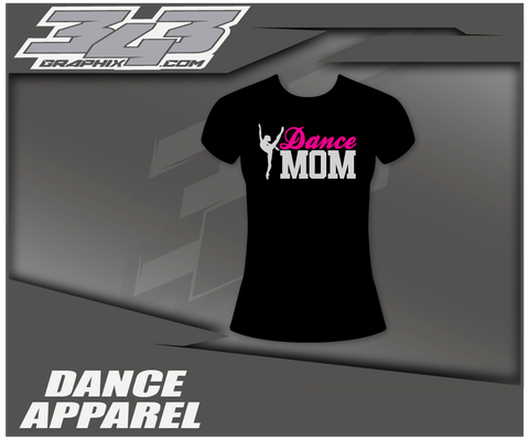 Dance Custom Apparel