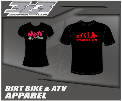 Motocross Custom Apparel