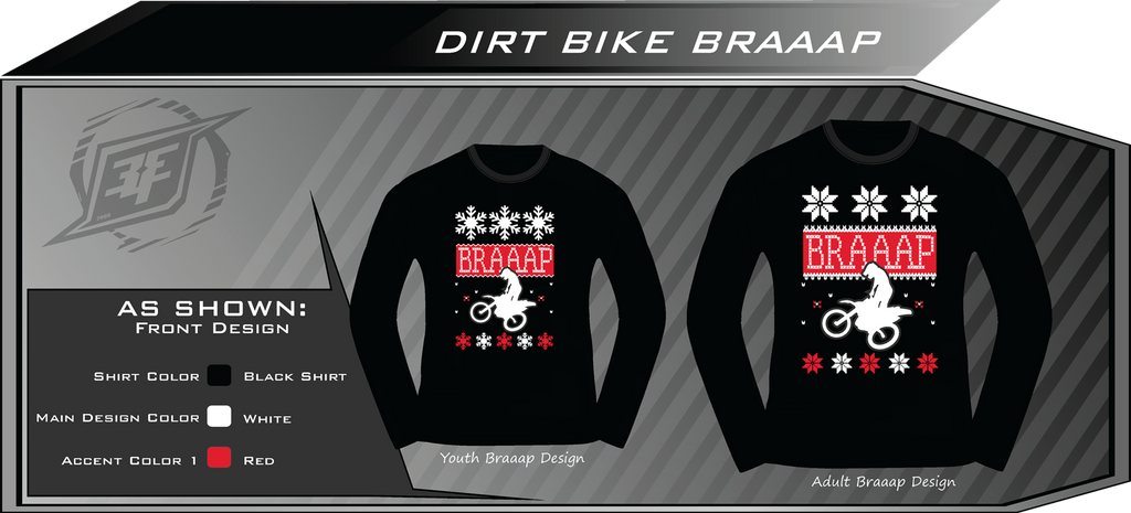Dirt Bike Braaap Shirt