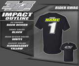 Rider Swag Impact Outline