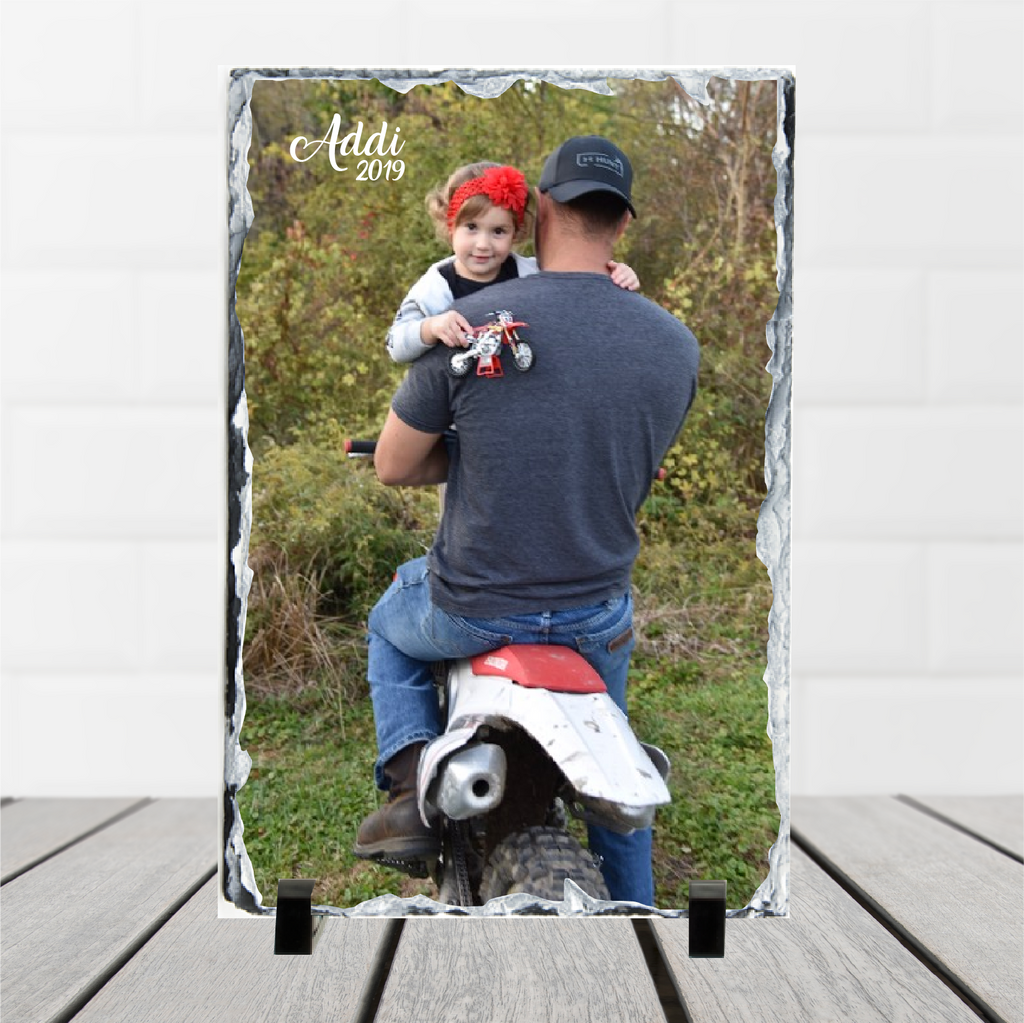 Rectangle Photo Slate