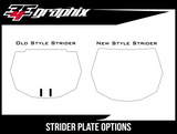Stricken BMX Plate