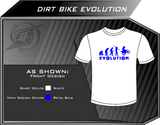 Dirt Bike Evolution Shirt