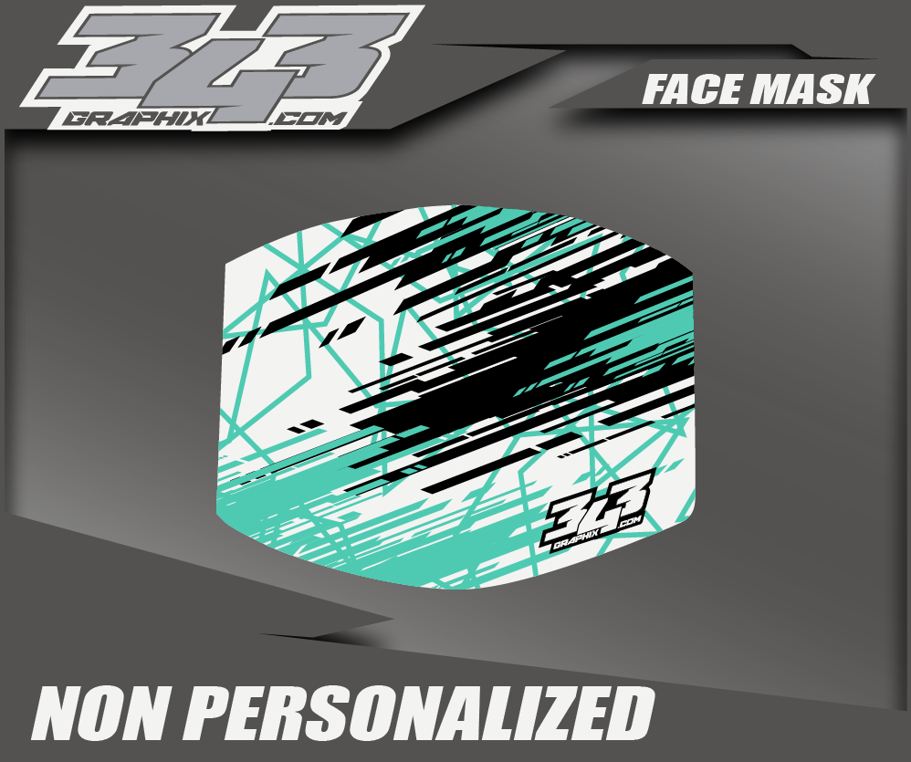 Non-Personalized Face Masks