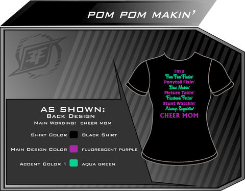 Team Cheer Shirt