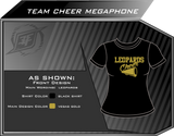 Team Cheer Megaphone Shirt