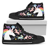 Unicorn Stargazer High & Low Canvas Shoes