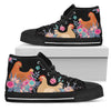 Chicken Paradise High & Low Canvas Shoes