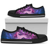 Unicorn Galaxy High & Low Canvas Shoes
