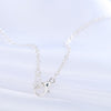Dainty Gold or Silver Chameleon Necklace