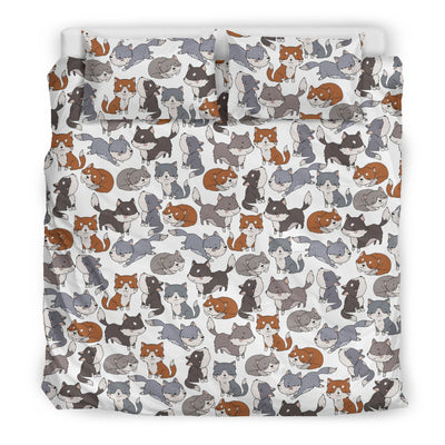 Husky Lover Bedding Set