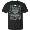 Beware: I Ride Horses Shirt