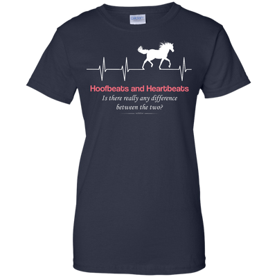 Hoofbeats and Heartbeats Shirt