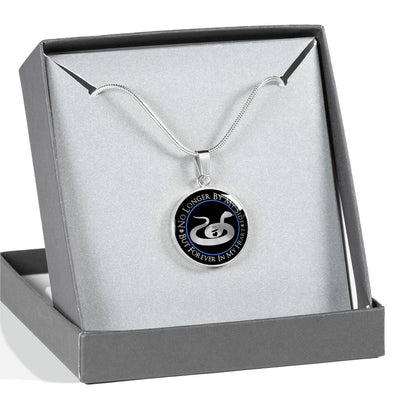 Snake Forever In My Heart Necklace
