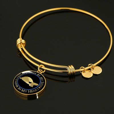 Box Turtle Forever In My Heart Bangle