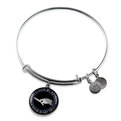 Long-Necked Turtle Forever In My Heart Luxury Bangle