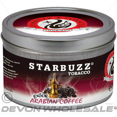 StarBuzz Arabian Coffee - DevonWholesale