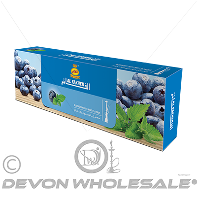 Al Fakher Blue Berry Mint - DevonWholesale