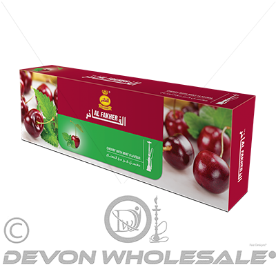 Al Fakher Cherry with mint - DevonWholesale